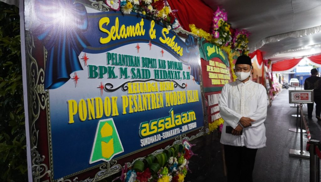 Silaturahmi Ustadz-Ustadzah Pesantren Assalaam dengan Alumni Assalaam