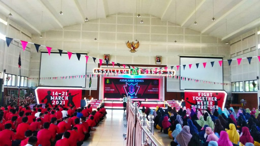 Jelang Ujian Madrasah, Pondok Pesantren Assalaam Bekali Kelas 9 MTs