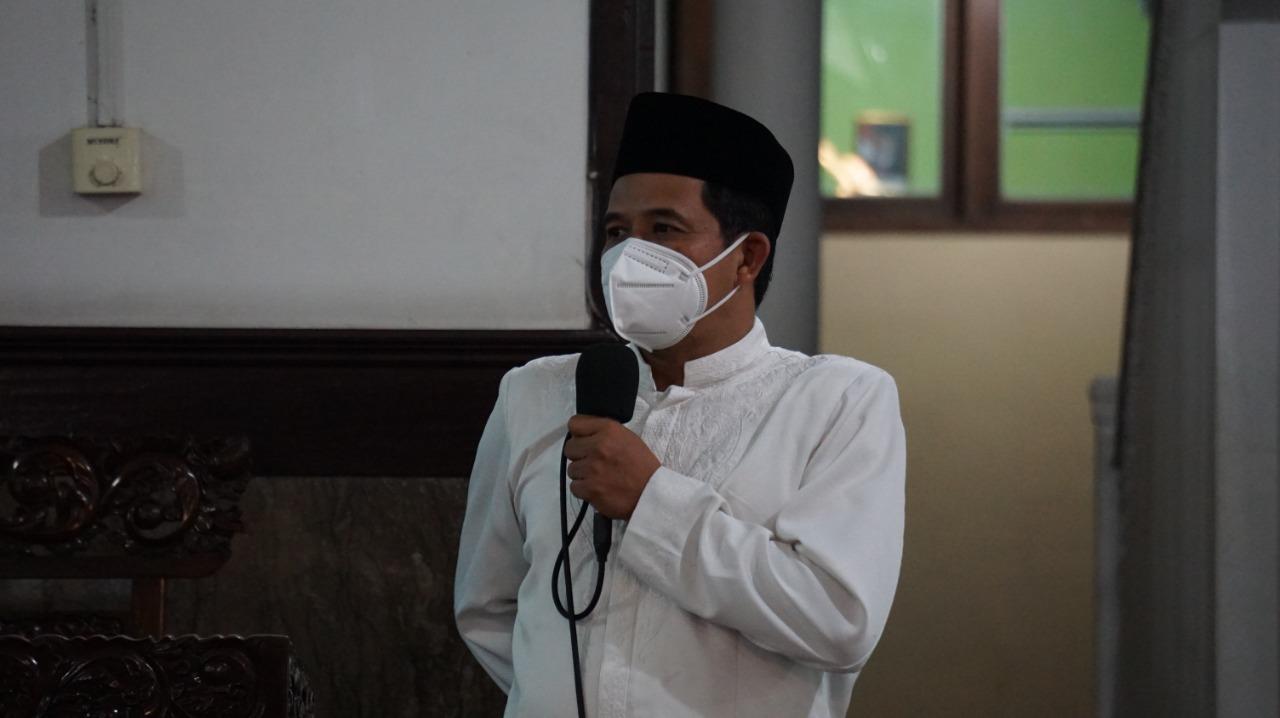 Jelang Ramadhan 1442 H, Santri Ikuti Kajian Rahasia Puasa