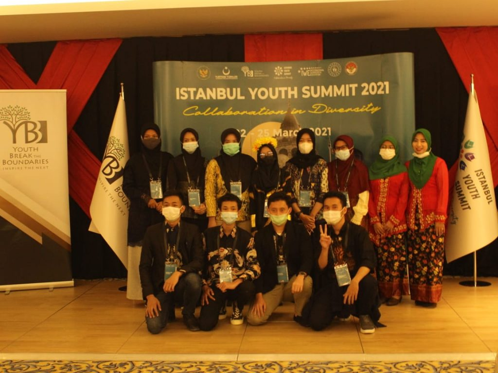 Santri Pondok Pesantren Assalaam Wakili Indonesia dalam Istanbul Youth Summit (IYS) 2021
