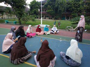 Demi Tingkatkan Hafalan, 11 Santriwati Assalaam tetap Stay di Pondok saat Liburan