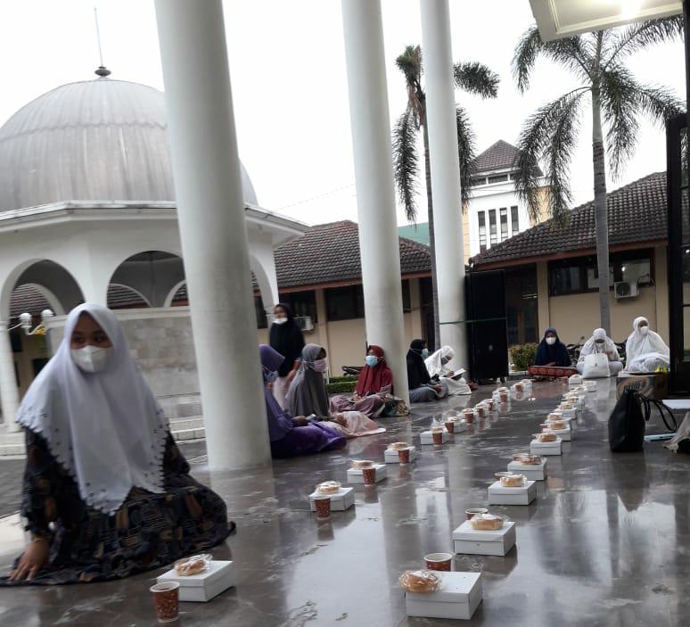 Demi Tingkatkan HafAlan, 11 Santriwati Pondok Pesantren Assalaam tetap Stay di Pondok saat Liburan