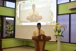Olimpiade Al-Qur'an, Sains dan Seni Assalaam (OASE) 2021 Resmi dibuka.