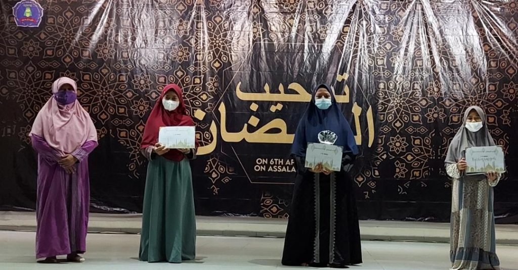 Tarhib Ramadhan OP3MIA Putri 2021