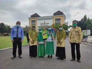 SDN 1 Panggang Jepara Raih Juara Umum MASSA Olympiad 2.0 Pondok Pesantren Modern Islam Assalaam Jawa Tengah