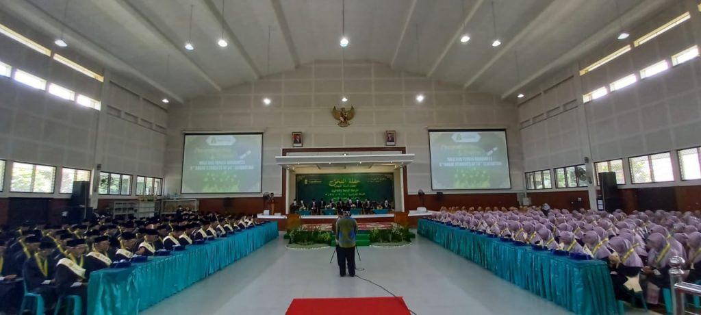 Wisuda Santri Pondok Pesantren Modern Islam Assalaam Jawa Tengah Tahun Pelajaran 20202021