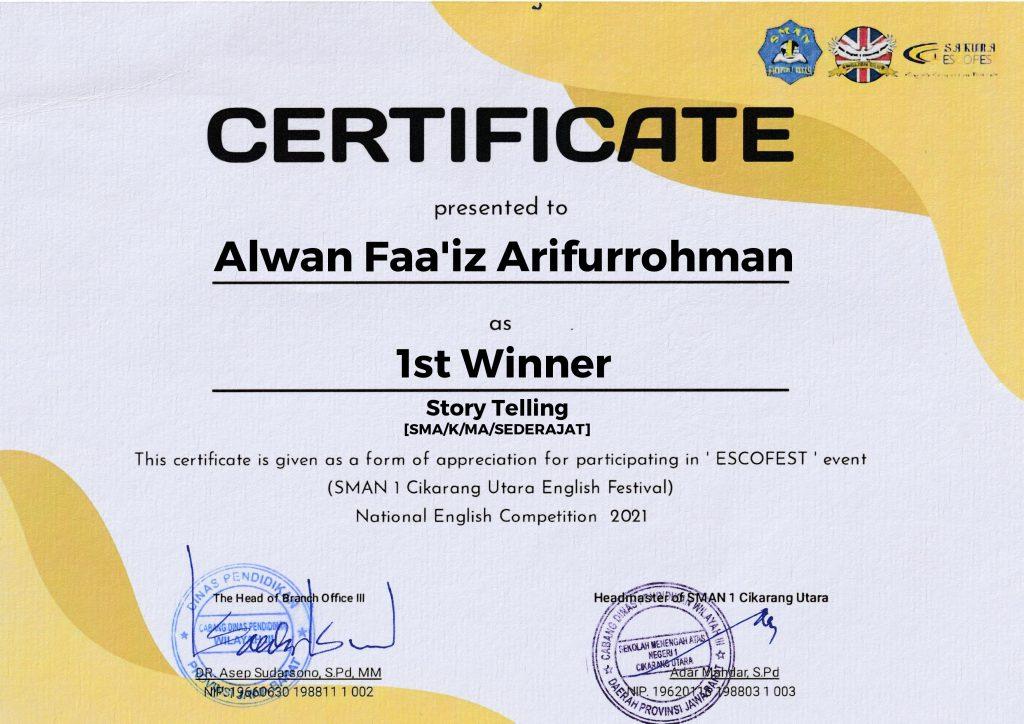 Santri Assalaam Kembali Raih Juara Nasional Ecofest 2021