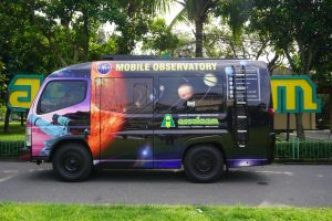 Tak Henti Berinovasi, Assalaam Luncurkan Mobil Astronomi CASAMO