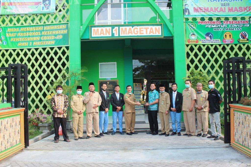 SMA Assalaam Selenggarakan Prosmart Competition 2021
