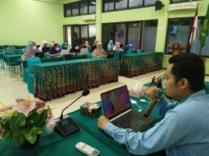 Pengajar Assalaam ikuti Training Development Learning Management System
