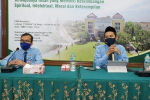 Tingkatkan Pelayanan Prima, MTs Assalaam Adakan Lokakarya 3 Series