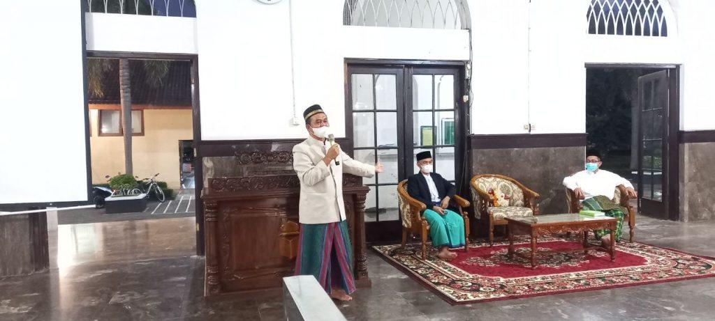 Kesantrian Putri PPMI Assalaam Adakan Peringatan Tahun Baru Islam 1443 H