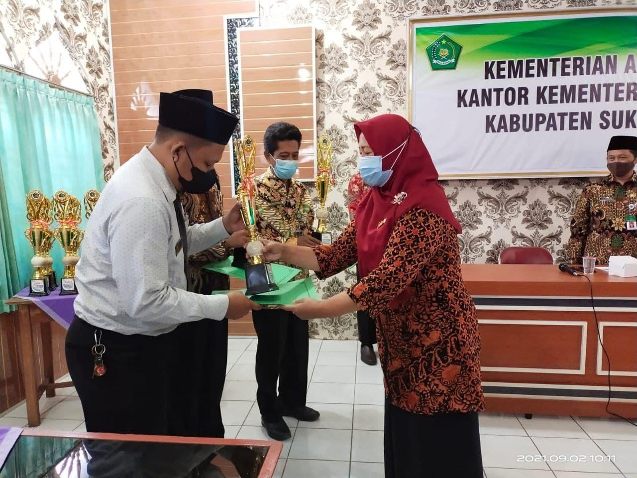 MA PPMI Assalaam Menjadi Juara Umum KSM-K 2021