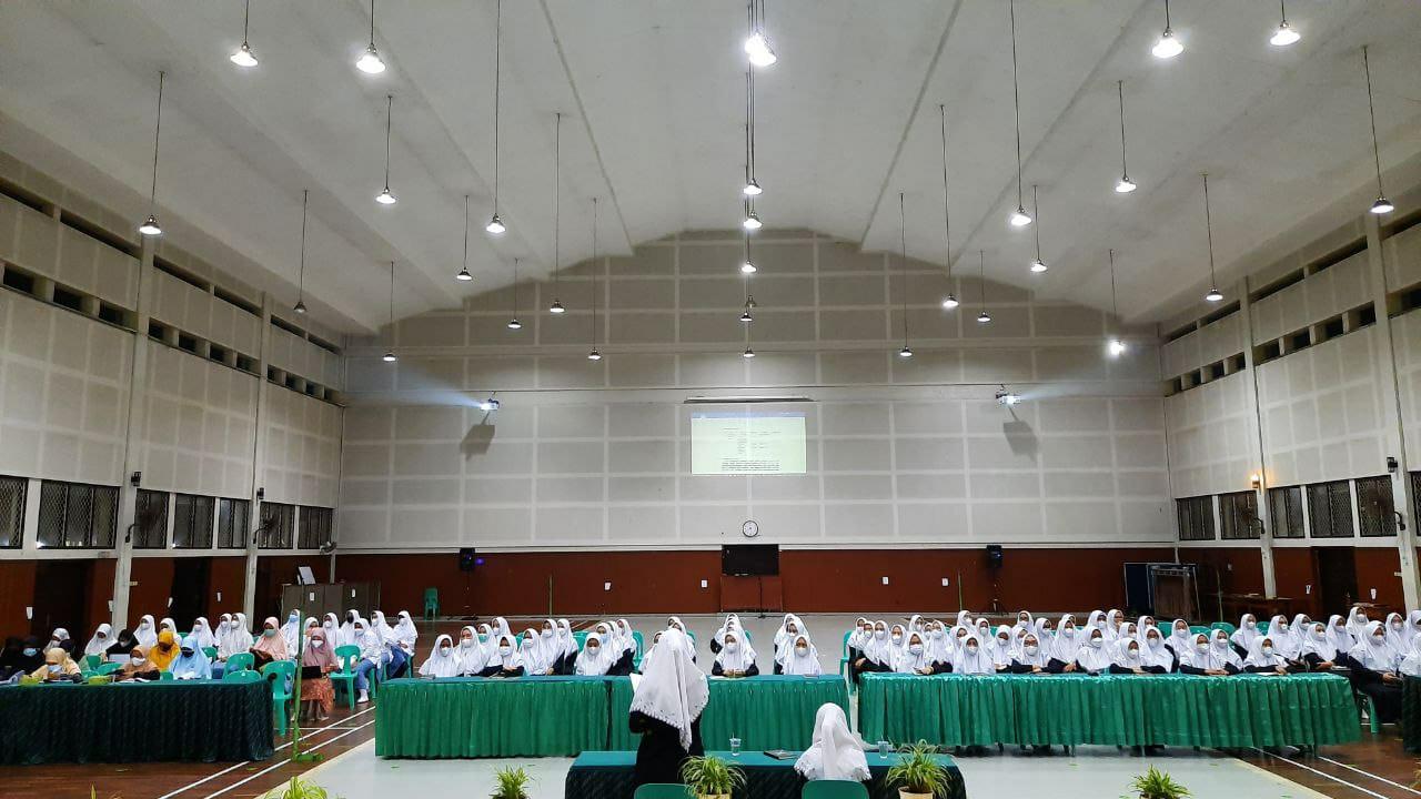Kesantrian Putri PPMI Assalaam Adakan Laporan Pertanggungjawaban Pengurus OP3MIA 2020/2021