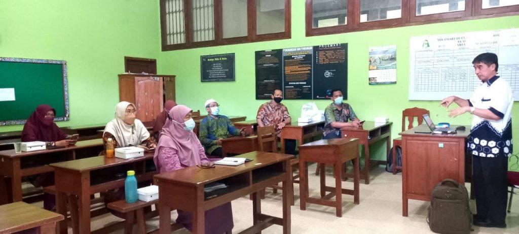 Upgrading Tentor Bimbingan Belajar UTBK SLTA Assalaam
