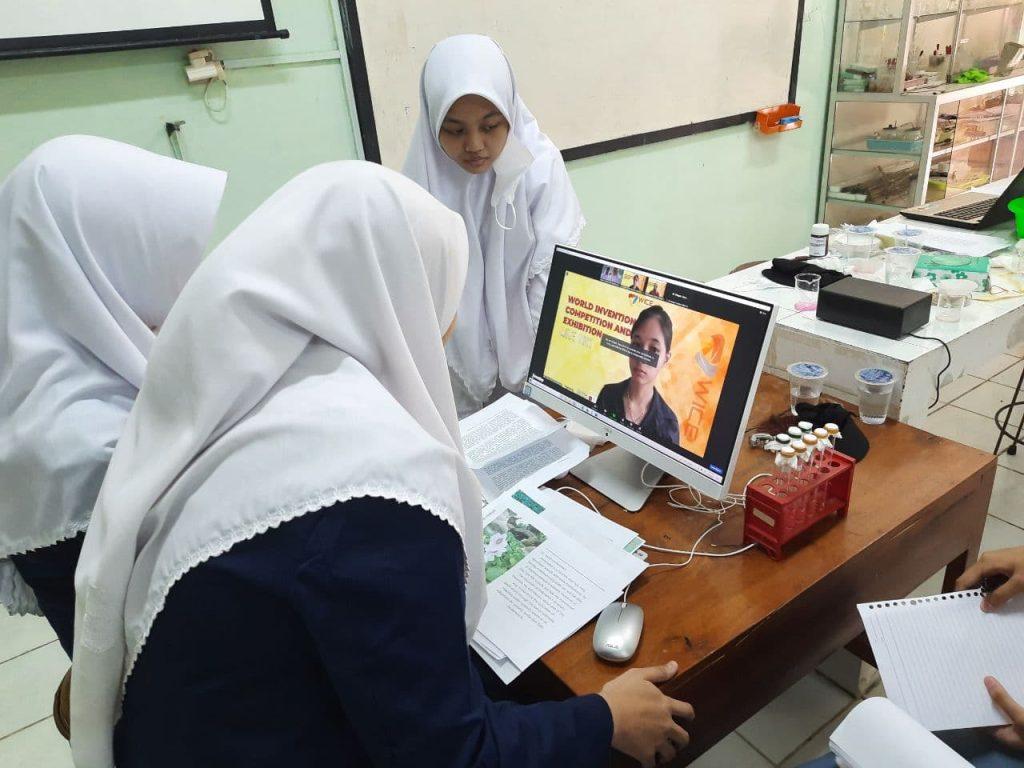 Madrasah Aliyah PPMI Assalaam Raih Dua Medali dalam Lomba Riset Internasional