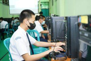 MTs Assalaam Laksanakan ANBK 2021