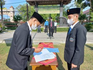 Pelantikan OSIS MA Assalaam